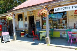 Langford's Store at Bainham